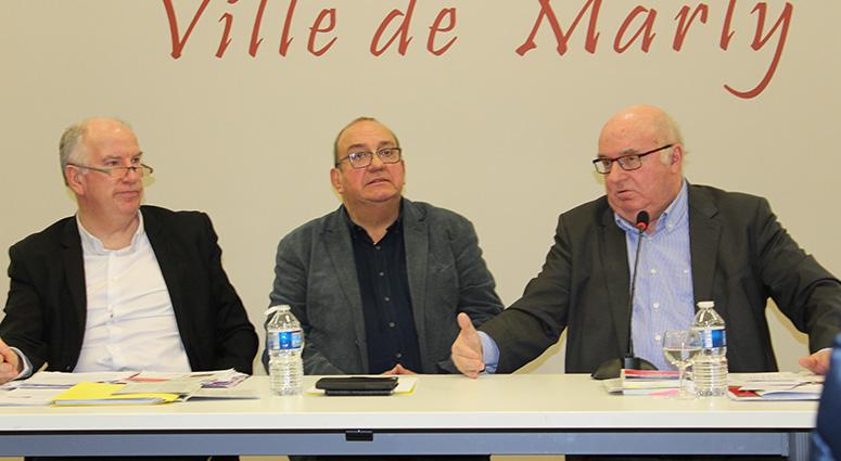 Marie-Thérèse Hourez : «Toute la ville de Marly est en deuil»