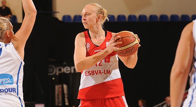 (Basket) Le retour d'Ann Wauters