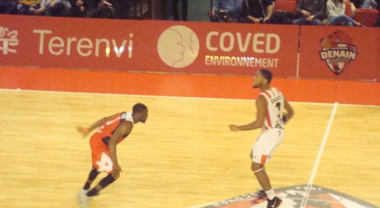(Basket) Un peu d'air pour Denain face à Aix-Maurienne (68-67)