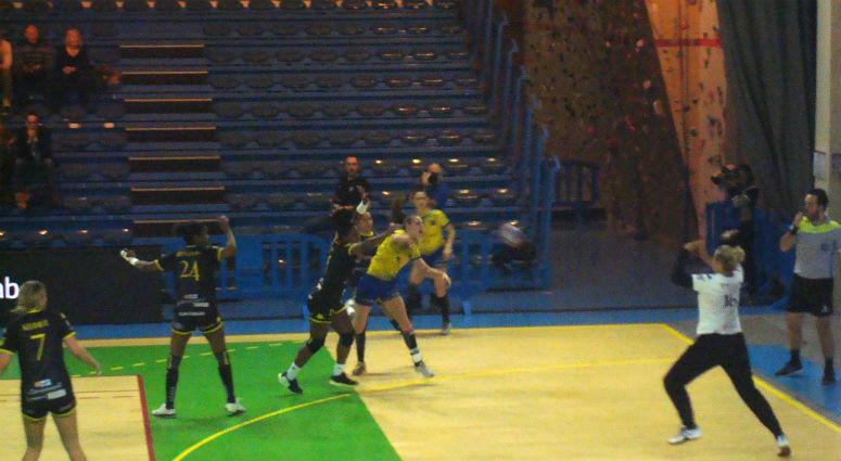 (HBCSA) Battues par Toulon (26-31), les Amandinoises n'y arrivent toujours pas