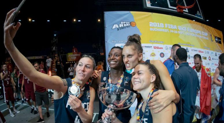 (Basket) Jenny Fouasseau : un titre historique