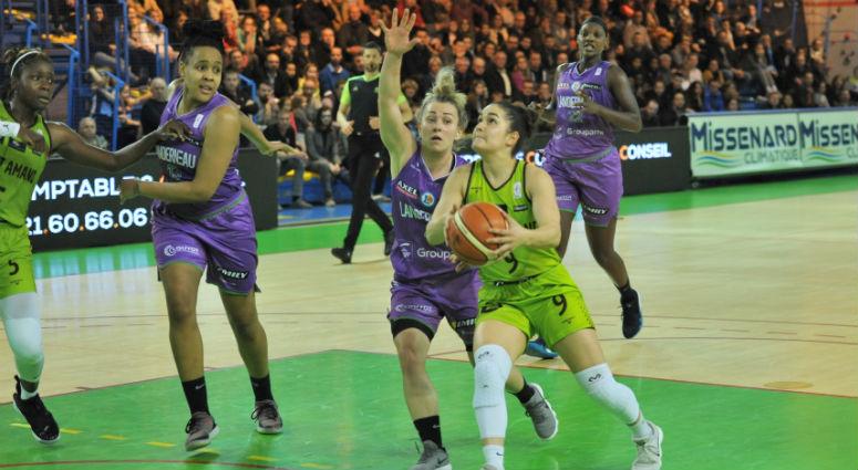 (Basket) Les Hennuyères dépassées par Landerneau (52-77)