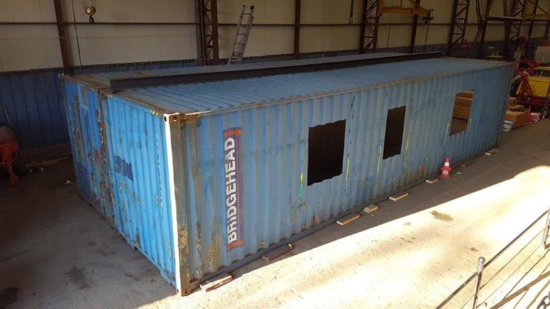 L'habitat-container, une solution à la pénurie de logements ?