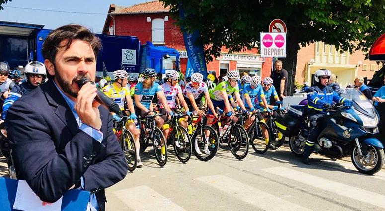 Petite-Forêt au rendez-vous du cyclisme de haut niveau