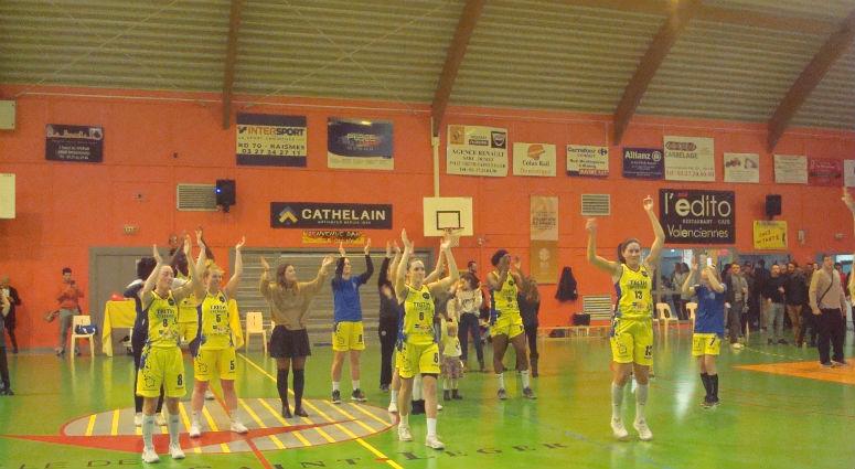 (Basket) Victoire de Trith face à La Rochelle (78-64)