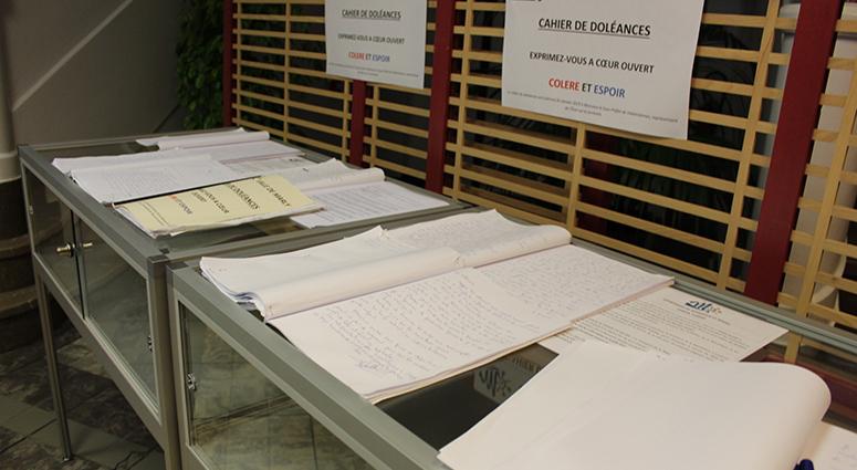 Vers les 1 000 témoignages dans les cahiers de doléances sur Marly