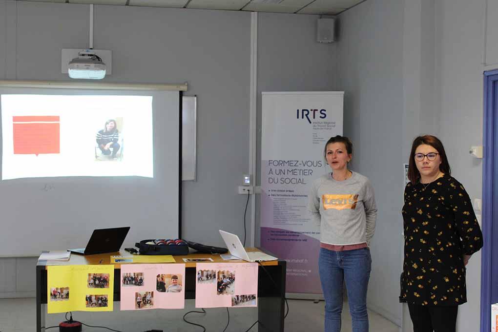 A Valenciennes, l'IRTS forme les compétences de l'encadrement social
