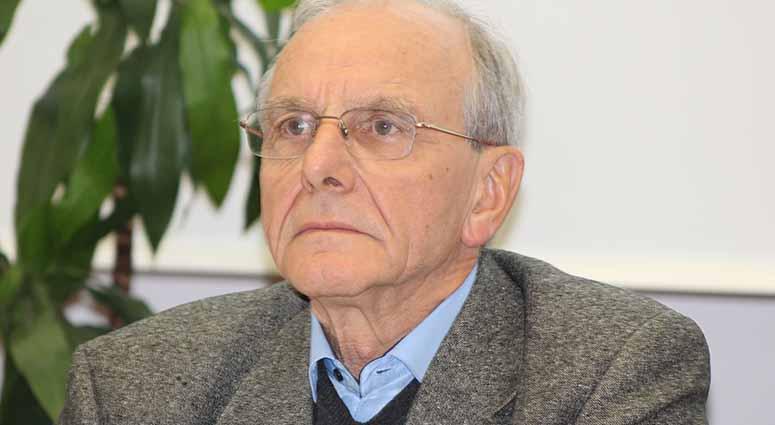 Axel Kahn témoin privilégié à l'Université Polytechnique Hauts-de-France (1/2)