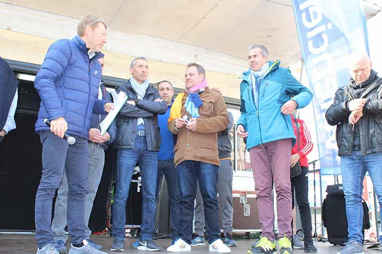 Le 10km Michel Bernard en 2020 à Valenciennes