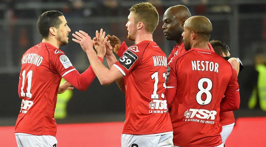 (Football) Nette victoire du VAFC face à l'AC Ajaccio (4-0)