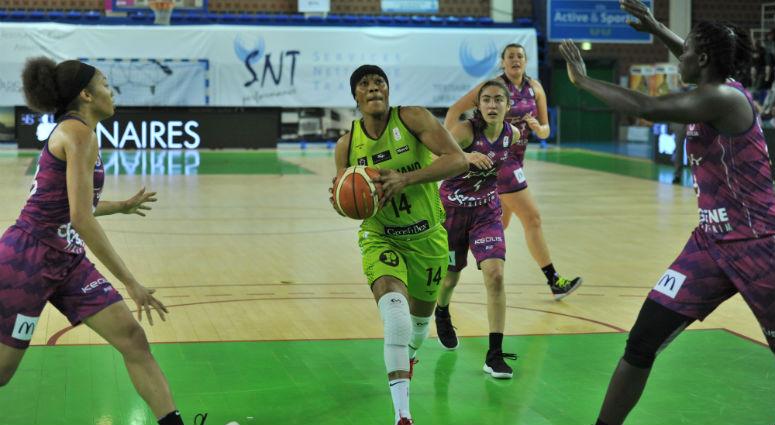 (Basket) Irrégulières, les Hennuyères ont été battues par Tarbes (68-76)