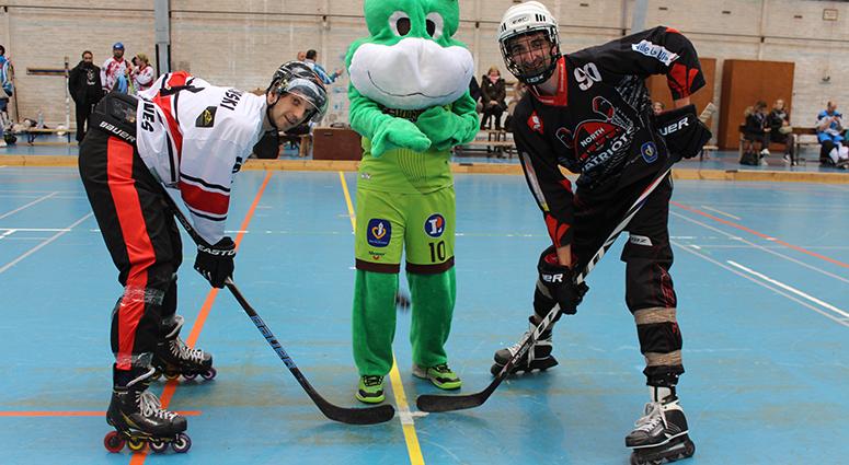 Tournoi solidaire de Roller Hockey à Valenciennes