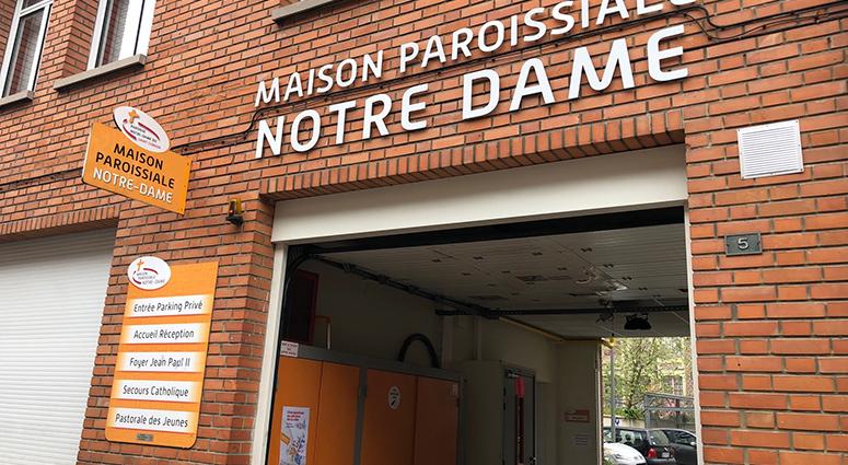 L'Abbé Launay «la Cathédrale Notre-Dame de Paris était un lieu particulièrement vivant»