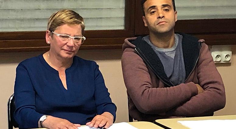 Nacim Bardi «Marine Le Pen profite de la misère des gens pour mentir»