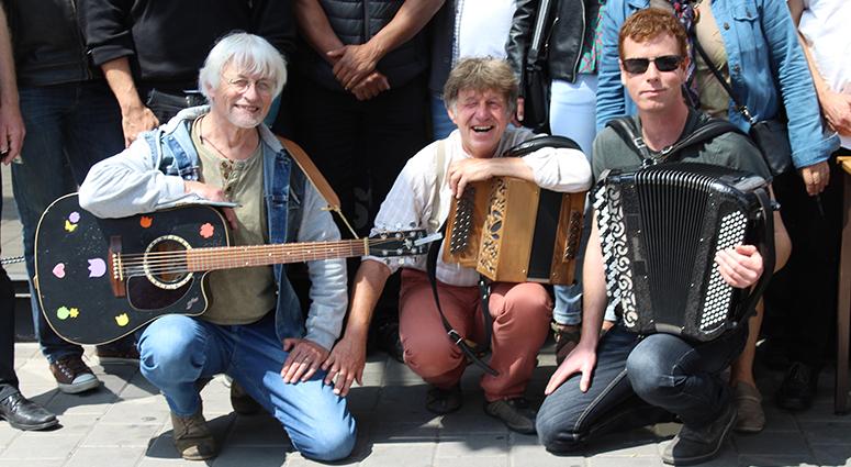 Le Hainaut Belles Bretelles festival à Hergnies le week-end de Pentecôte