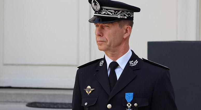 Un hommage «actuel» aux policiers Morts pour la France