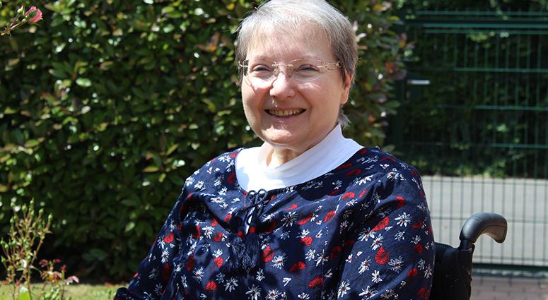 Marie-Thérèse Griselain : «Pour certains parents, sortir du handicap, c'est Lourdes! »