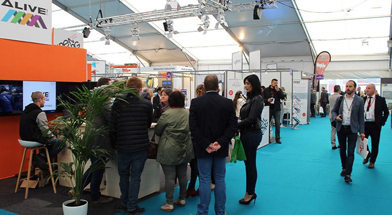 Record d'affluence au MIH et zoom sur le Réseau Entreprendre Hainaut