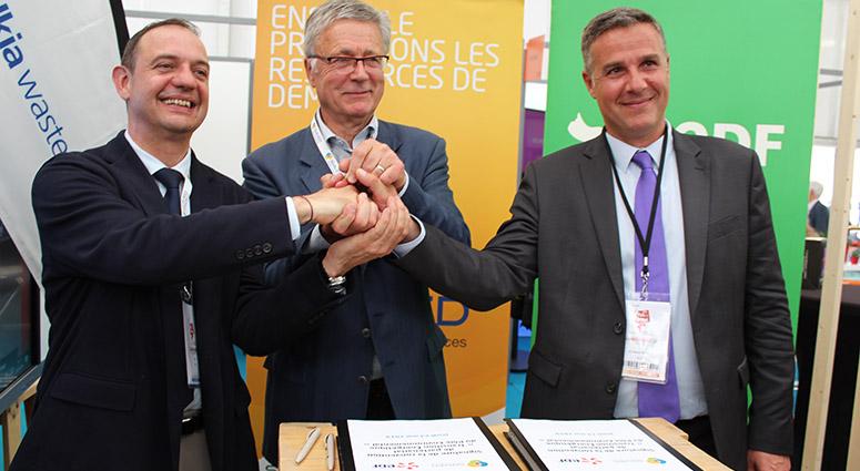 Le SIAVED et EDF s'unissent pour réduire l'énergie carbonée