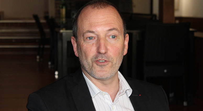 Roger Vicot «il faut une véritable Europe politique»