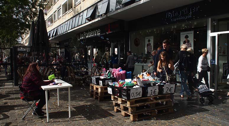 Fête du Commerce à Valenciennes