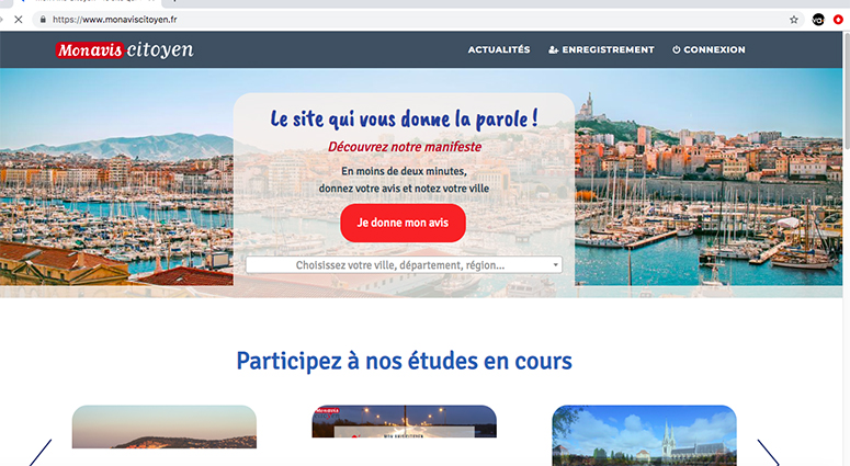 «Mon avis citoyen» sur le Conseil municipal de Saint-Saulve
