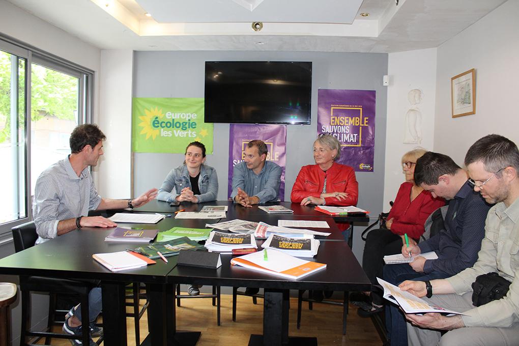 EELV présente une liste autonome aux municipales à Valenciennes
