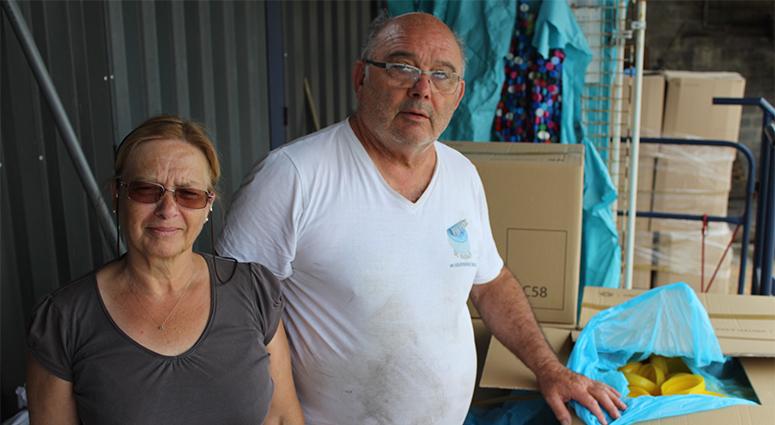 La Chicorée Leroux fait appel à l'association Les Bouchons du Hainaut