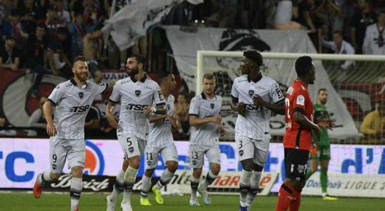 (Football) Le gros coup des Valenciennois à Guingamp (0-1)