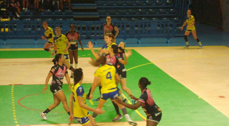 (HBCSA) Les Amandinoises s'adjugent le derby (24-21)