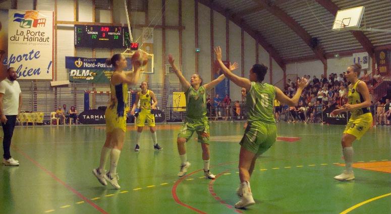 (Basket) Première victoire de Trith face à IFS au buzzer (56-54)