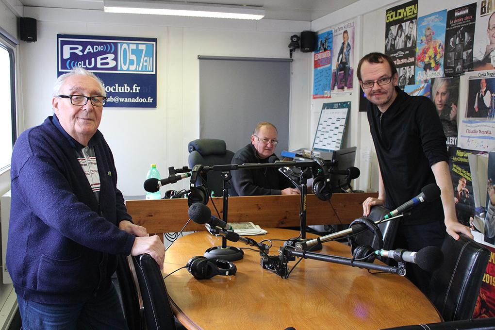 Radio-Club, un passeur d'ondes de proximité depuis 38 ans