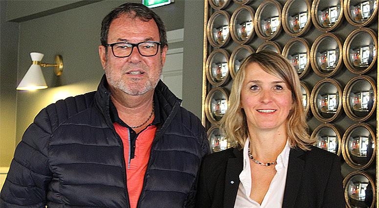 Delphine Alexandre, cheffe de file LREM sur Valenciennes
