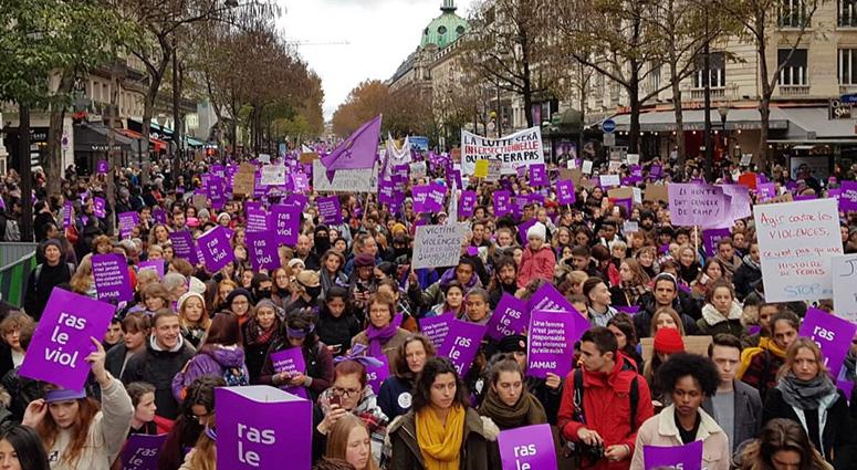«Nous Toutes59» le 23 novembre 2019 en quelques maux !