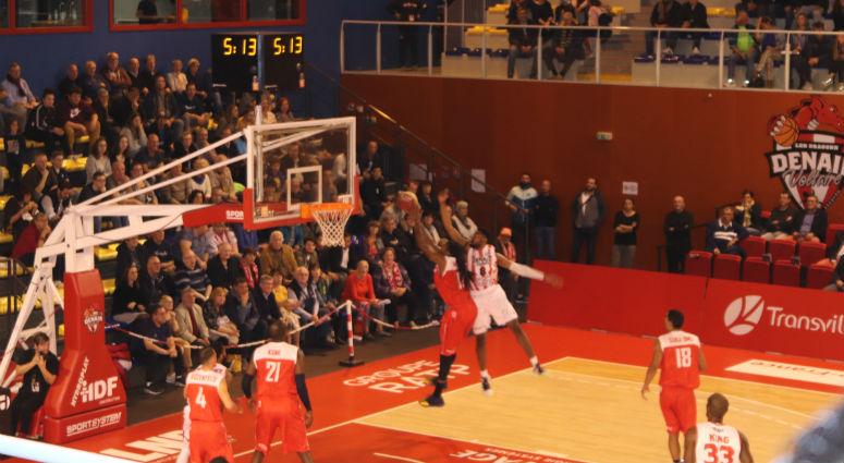 (Basket) Denain entame le championnat avec appétit (71-63)