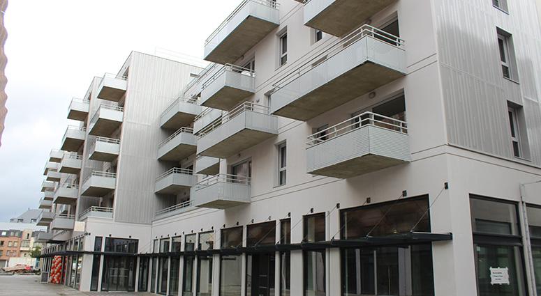 La jeune résidence Happy Senior à Valenciennes
