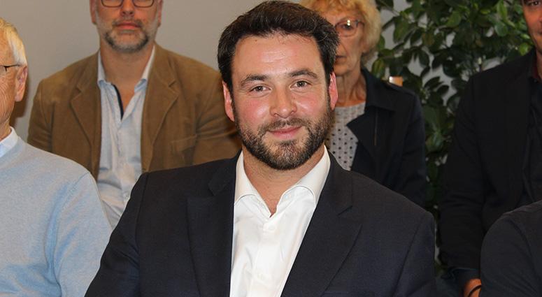 Jean-Noël Verfaillie candidat à Marly… en toute sérénité !