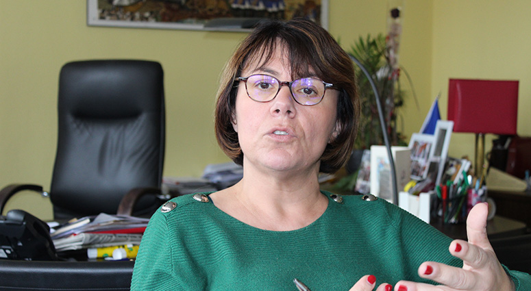 La maire de Denain attaque en justice le magazine Marianne et le député Sébastien Chenu