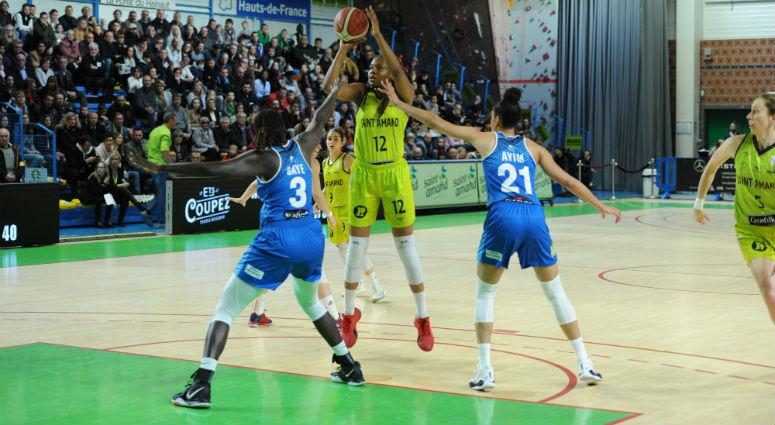 (Basket) A cause d'un bug, les Hennuyères battues par Basket Landes (60-67)