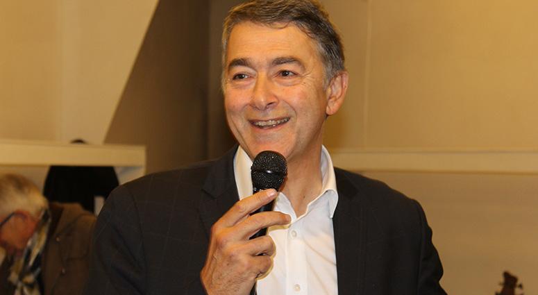 Candidature officielle de Didier Legrand pour les municipales à Valenciennes