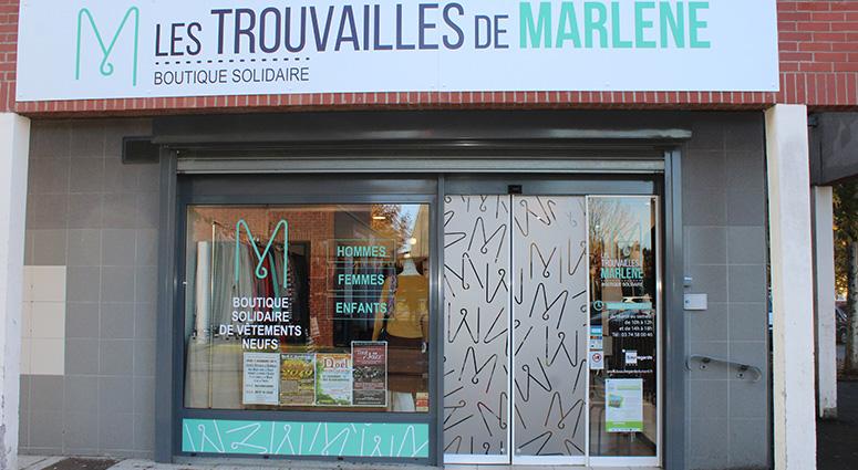 Une «Trouvaille» solidaire à Douchy-les-Mines