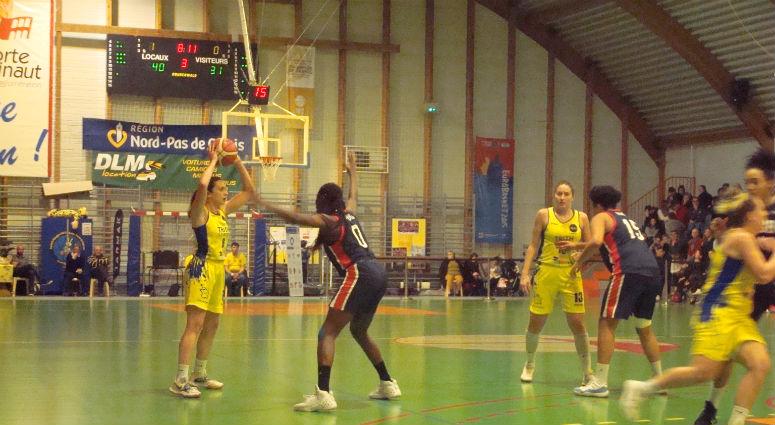 (Basket) Face au Centre Fédéral, Trith renoue avec la victoire (65-51).