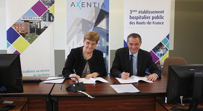 Un projet de réhabilitation pour la Fondation DUVANT se précise avec AXENTIA