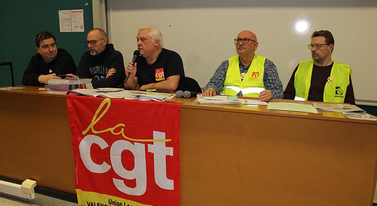 Les organisateurs du jeudi 5 décembre espèrent une grève massive !