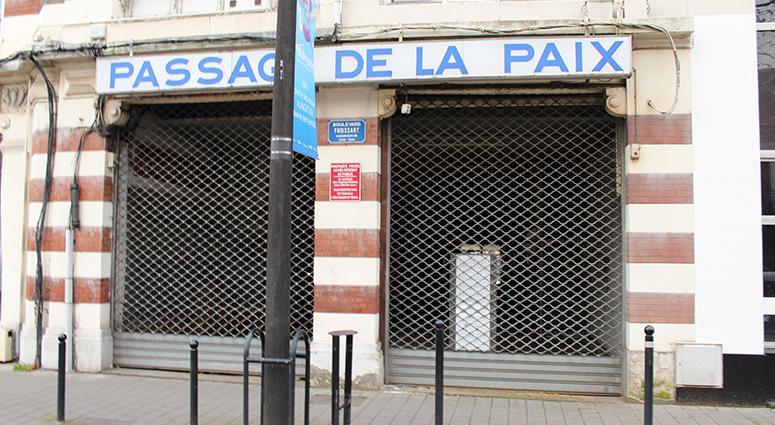 Françoise Pantic «le Passage de la Paix était une galerie de haut standing»