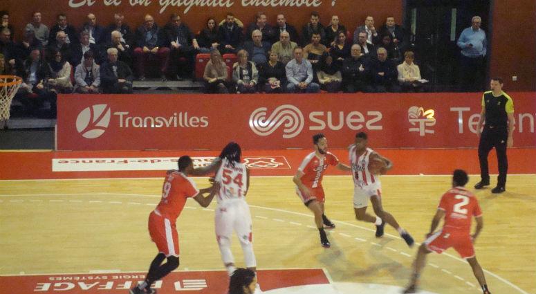 (Basket) Denain perd le derby face à Lille (72-74)