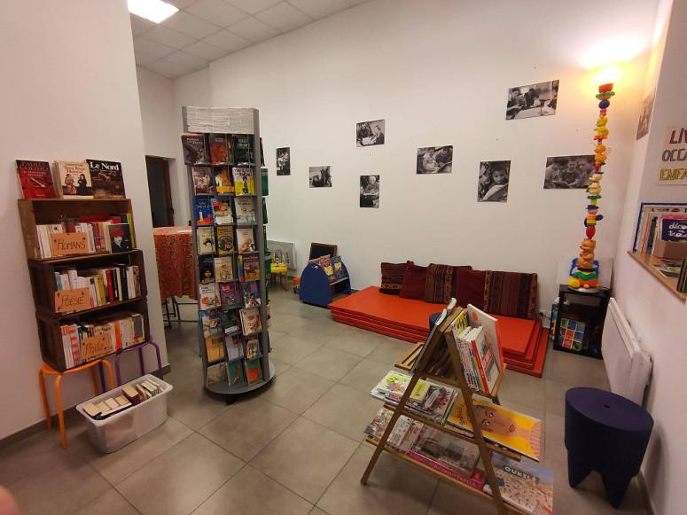 Sur le chemin du Baragraphe, projet de café librairie à Valenciennes