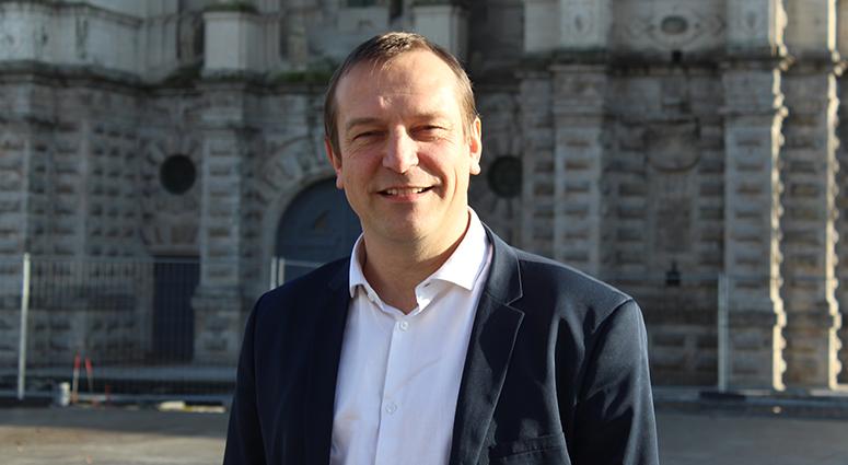 Eric Castelain : «Cette élection est très ouverte»