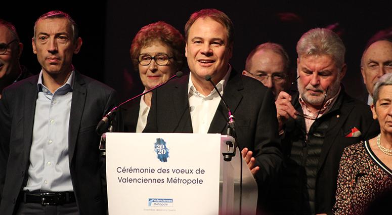 Laurent Degallaix : « Valenciennes Métropole n'est pas une agglo politique»