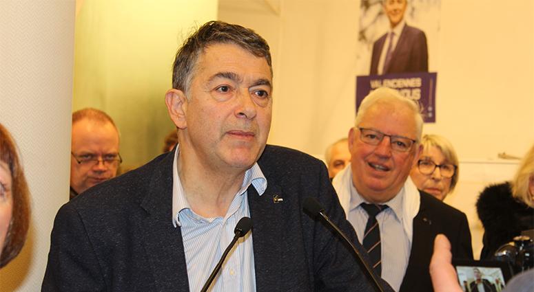 Didier Legrand fédère des Borlooistes à Valenciennes